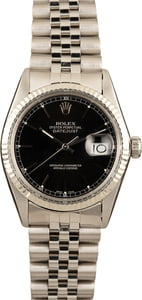 Pre-Owned Rolex 16014 Datejust