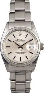 Men's Rolex Datejust Stainless Steel 1603