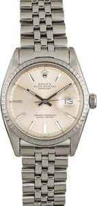 Rolex Datejust 1603 Stainless Steel Jubilee