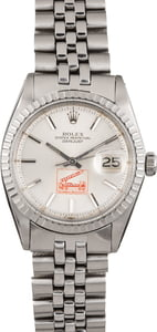 Rolex Datejust 1603 Deepwell Service Private Label Dial