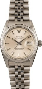 Vintage Rolex Stainless Steel Datejust 1603