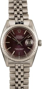 Pre-Owned Rolex Datejust 1603