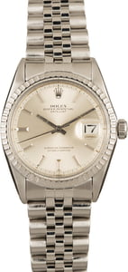 Rolex Datejust Stainless Steel 1603
