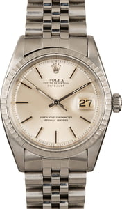 Rolex Stainless Steel Datejust 1603