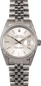 Rolex Datejust 16030 Silver Dial