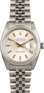 Used Rolex Datejust 16030 Stainless Steel