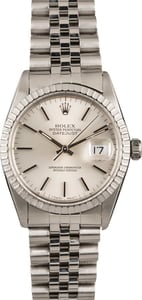 Pre-Owned Rolex Datejust 16030 Stainless Steel 36MM