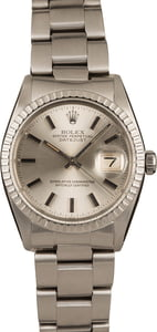 Pre-Owned Rolex Datejust 16030 Steel Watch