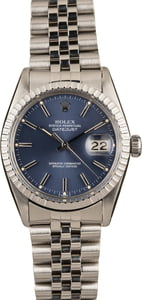Rolex Datejust 16030 Steel