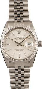 Pre-Owned Rolex Datejust 16030 Jubilee Band