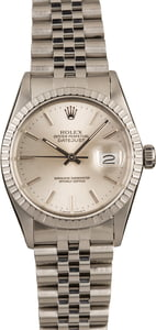 Men's Rolex Datejust Stainless Steel