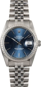 Rolex Datejust 16030 Blue