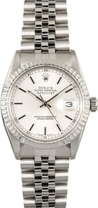 Rolex Datejust 16030 Stainless Jubilee