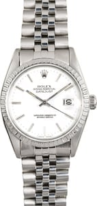 Rolex Datejust 16030 White