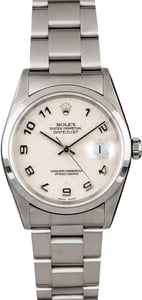 Rolex Datejust 16200 Ivory Jubilee Dial