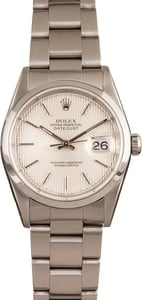 Rolex Datejust 16200 Steel