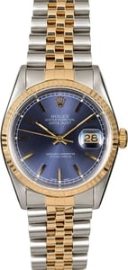 Pre Owned Rolex DateJust 16203