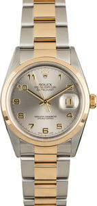 Used Rolex Datejust 16203