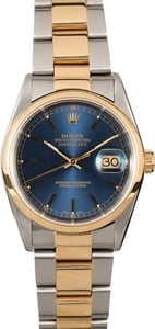 Rolex Datejust 16203 Oyster