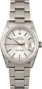 PreOwned Rolex Datejust 16220