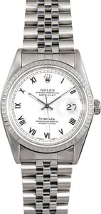 Tiffany & Co Rolex Datejust 16220