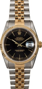 Rolex Datejust 16233 Certified Pre-Owned