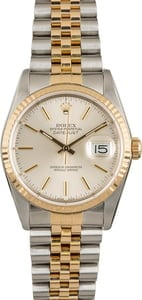 Men's Rolex Datejust 16233