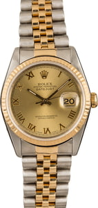 Rolex 36MM Datejust 16233 Roman