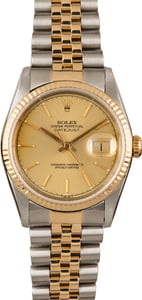 16233 Pre Owned Rolex Datejust 16233