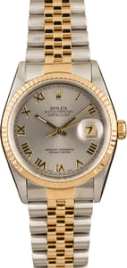 Rolex Datejust 16233 Certified PreOwned