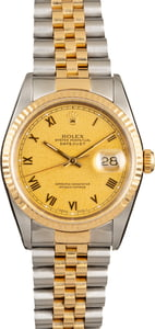 Pre-Owned 16233 Rolex Datejust 36MM