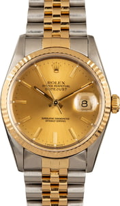 Rolex Oyster Perpetual Datejust 16233