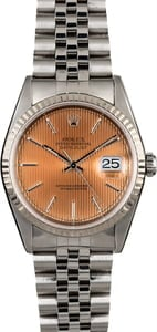 Rolex Datejust 16234 Tapestry Dial