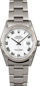 Rolex Datejust 16234 Steel Oyster