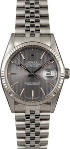 Rolex Datejust 16234 Slate Tapestry