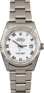 Rolex Datejust 16234 Steel Watch
