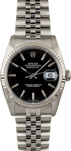 Rolex DateJust 16234 Certified Pre-Owned