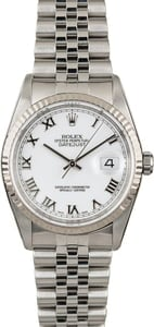 Used Rolex DateJust 16234