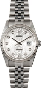 Rolex Datejust 16234 Diamond Jubilee