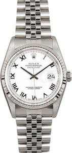 Rolex Datejust 16234 Factory Stickers