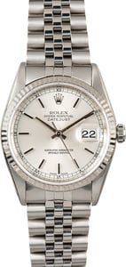 Rolex Datejust 16234 Stainless Jubilee
