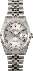 Rolex Datejust 16234 Steel Roman