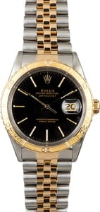 Rolex Datejust 16253 Two Tone Thunderbird