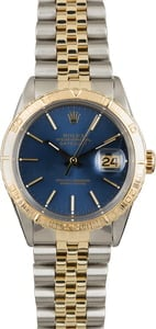 Rolex Thunderbird Datejust 16253 Two Tone