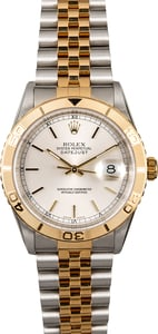 Men's Rolex Datejust Thunderbird 16263 Jubilee