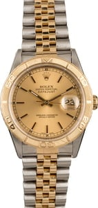 Used Rolex DateJust 16263 Thunderbird