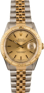 Pre-Owned Rolex Thunderbird DateJust 16263