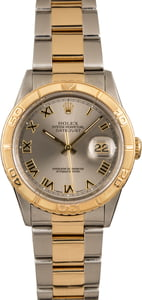 Rolex Two Tone 'Thunderbird' Datejust 16263