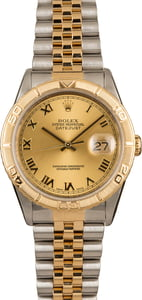 Pre-Owned Rolex Datejust Thunderbird 16263