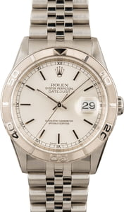 "Rolex Datejust 16264 ""Turn-O-Graph"" Silver"